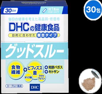 DHC Good Through - Здоровый кишечник