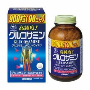 ORIHIRO Глюкозамин против боли в суставах