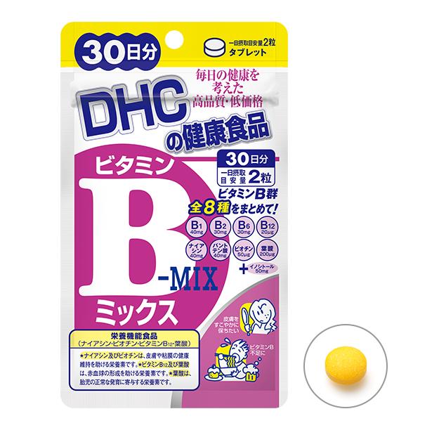 DHС Комплекс витаминов группы B-mix — Amaterasu Vita